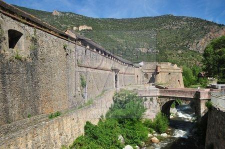 Villefranche de Conflent (Pyrénées Orientales)