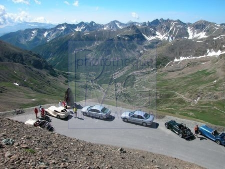 Col de la Bonnette (Alpes de Haute Provenvence)