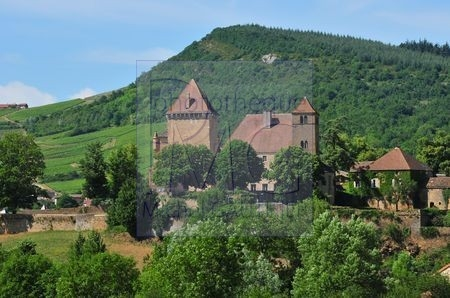 Pierreclos (Saône et Loire)