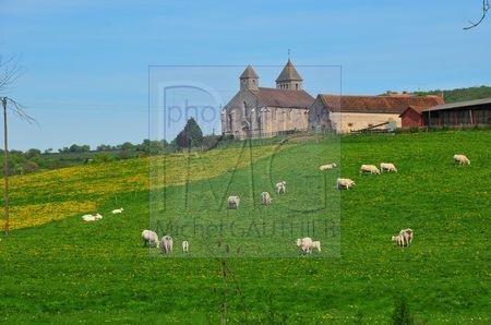 Sigy le Chatel (Saône et Loire)