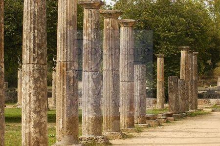 Olympie (Grèce)