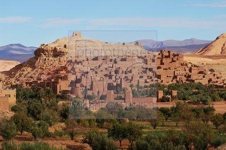 Aît Benhaddou (Maroc)