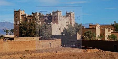 Vallée du Dades (Maroc)
