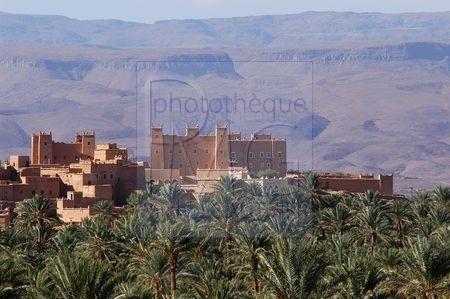 Vallée du Drâa (Maroc)