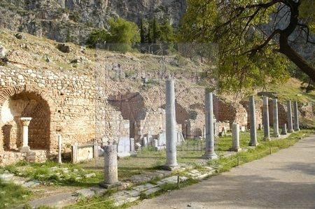 Delphes (Grèce)