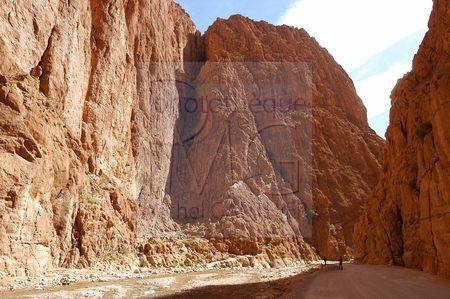 Gorges du Todra (Maroc)