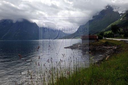 Montagne Stryn (Norvège)