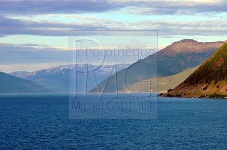 Sognefjord (Norvège)