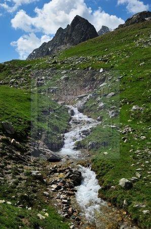 Haute vallée de l'Ubaye (Alpes de Haute Provence)