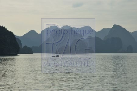 Baie d'Halong (Vietnam)