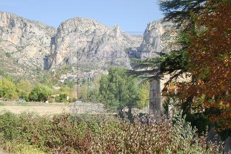 Moustier Sainte Marie (Alpes de Haute Provence)