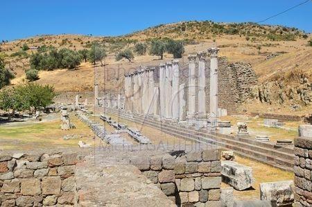 Pergame Bergama (Turquie)