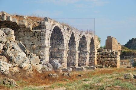Perge (Turquie)