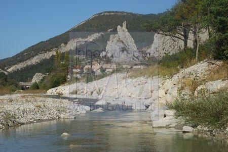 Vallée du Buech (Hautes Alpes)