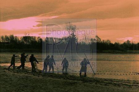 La pêche d'étang
