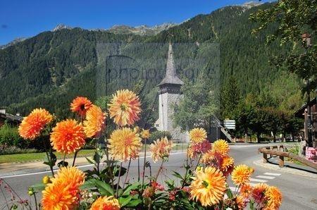 Chamonix Mont Blanc (Haute Savoie)