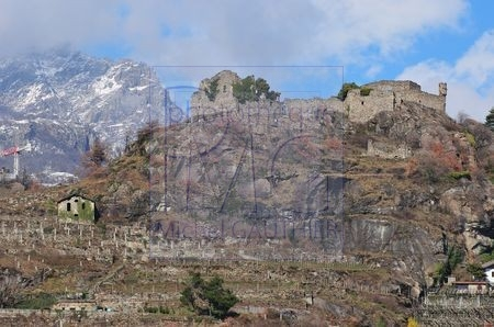 Val d'Aoste (Italie)
