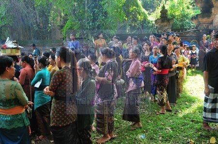 Obsèques (Bali)