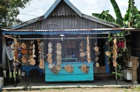 Le  détroit de Makassar (Sulawesi)