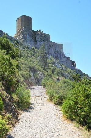 Quéribus (Aude)