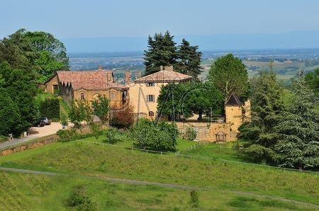 Ville sur Jarnioux (Rhône)