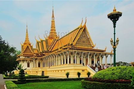 Phnom Pen (Cambodge)