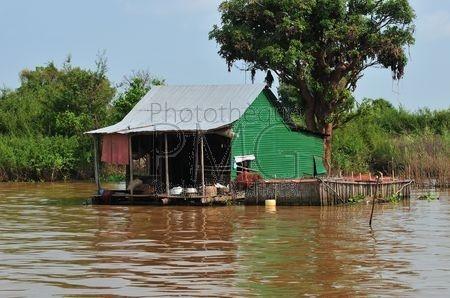 Tonle Sap (Cambodge)