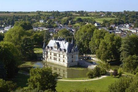 Azay le Rideau (Indre et Loire)