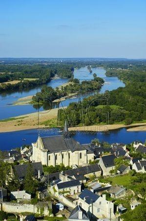 Candes Saint Martin (Indre et Loire)