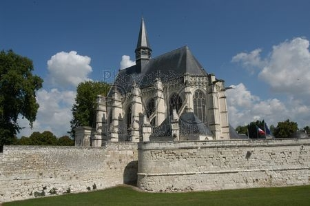 Champigny sur Veude (Indre et Loire)