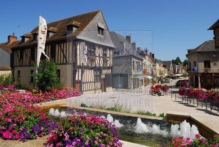 Aubigny sur Nère (Cher)
