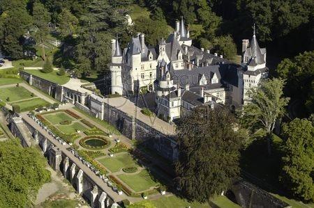 Ussé ( Indre et Loire)