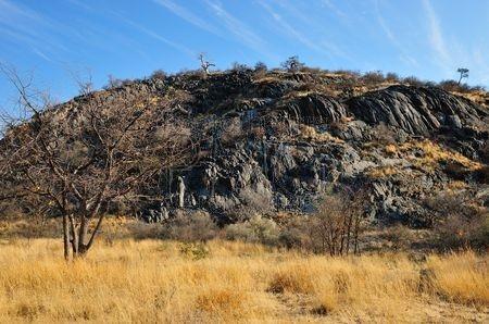 Damaraland (Namibie)