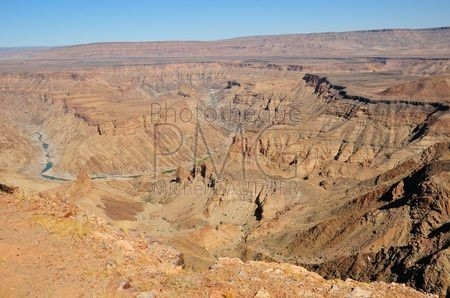 Fish River Canyon (Namibie)