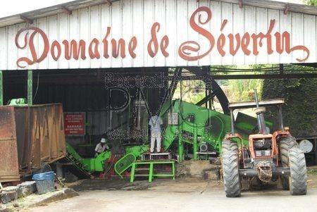 Domaine de Séverin (Basse Terre - Guadeloupe)