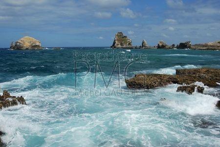 Pointe des Châteaux (Grande Terre - Guadeloupe)