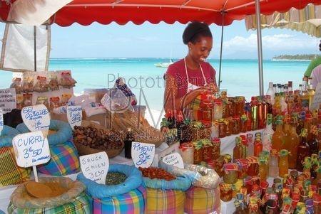 Sainte Anne (Grande Terre - Guadeloupe)