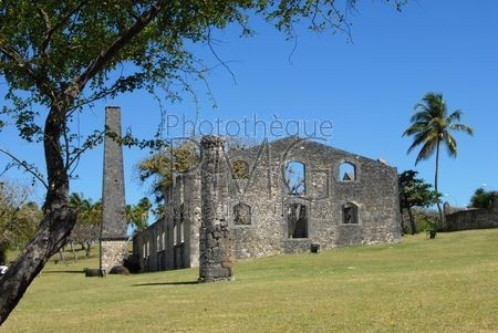 Château Murat (Marie Galante - Guadeloupe)
