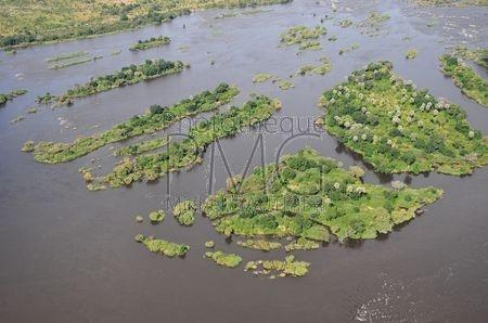 Le Zambèze (Zimbabwe)