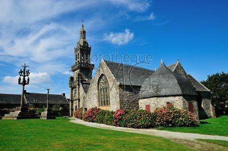 Sainte Marie du Menez Hom (Finistère)