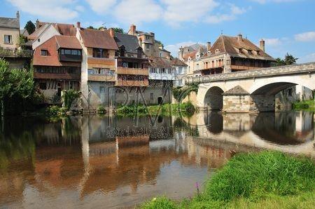 Argenton sur Creuse (Indre)