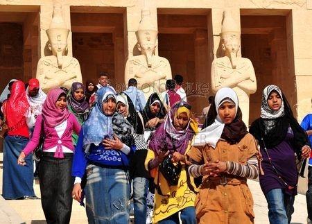 Deir el-Bahari (Egypte)