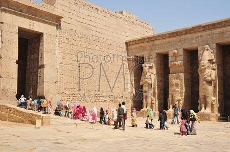 Medinet Habou (Egypte)