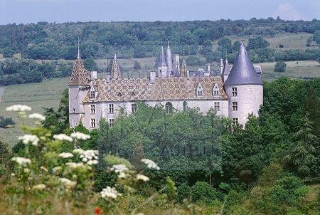 La Rochepot (Côte d'Or)