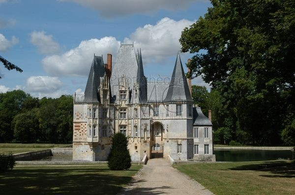 Château d'O (Orne)