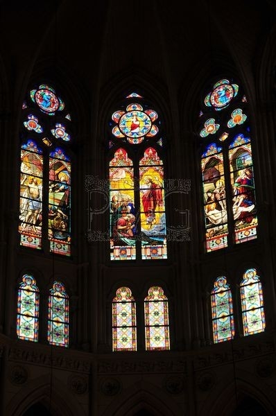 La Chapelle Montligeon (Orne)