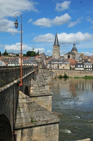 La Charité sur Loire (Nièvre)