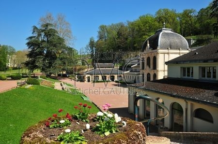 Saint Honoré les Bains (Nièvre)