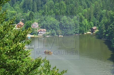 Lac de Chaillexon (Doubs)