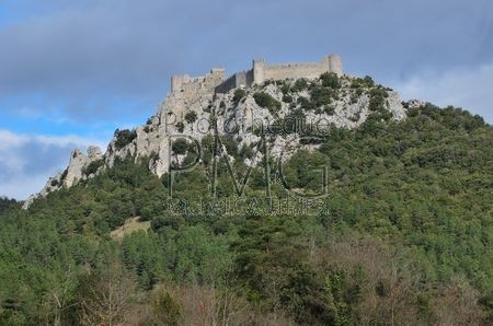 Puilaurens (Pyrénées Orientales)